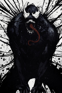 Venom Artwork Hd Marvel