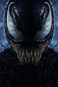 640x1136 Venom Movie 2018 10k Key Art