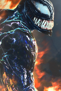 320x568 Venom Movie 5k 2018
