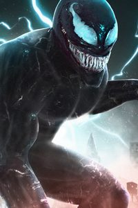 360x640 Venom Movie Artwork 4k