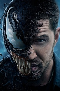 480x800 Venom Movie Fan Artwork