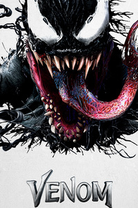 1125x2436 Venom Movie Imax Poster
