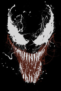 640x1136 Venom Movie Poster 2018