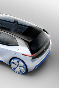 Volkswagen ID Electric Car