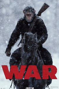 War For The Planet Of The Apes 2017 Movie