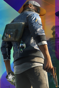 540x960 Watch Dogs 2 No Compromise Dlc 8k