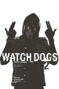 Watch Dogs 2 Wrench Poster