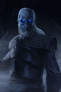 720x1280 White Walkers Artwork HD