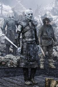 480x800 White Walkers Game Of Thrones