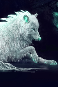 White Wolf Fan Art
