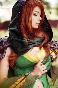 Windranger Cosplay