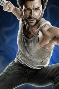 640x960 Wolverine New Art