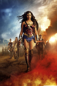 Wonder Woman 5k 2017 Movie