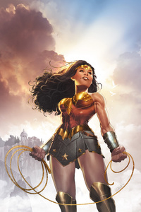 240x320 Wonder Woman DC Rebirth