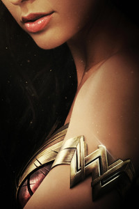 Wonder Woman Gal Gadot 2
