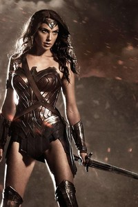 Wonder Woman In Batman Vs Superman