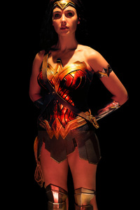 Wonder Woman Justice League 4k