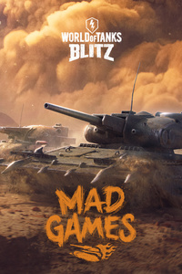 240x320 World Of Tanks Blitz Mad Games 2018 5k
