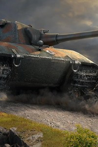 480x800 World Of Tanks Game