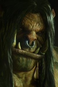 1080x1920 World Of Warcraft Grommash Hellscream