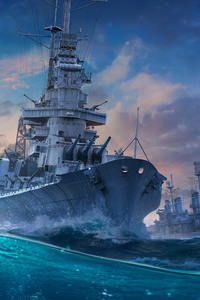480x854 World Of Warships 2019
