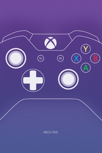 Xbox One Controller Minimalism