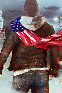 1280x2120 Homefront The Revolution Game 10k