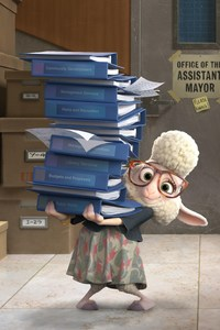 320x568 Zootopia Movie 4